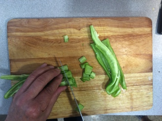 pebrot - rodo vedella amb verdures
