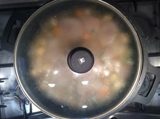 coccio - rodo vedella amb verdures